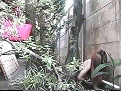 Nieto despertó milfs mexicanas xxx a la abuela y se folla a una vieja perra en medias